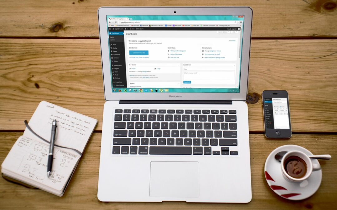 Make WordPress blog posts appear as sub-pages to your blog page